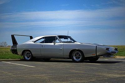 Photograph - 1969 Dodge Daytona by Tim McCullough