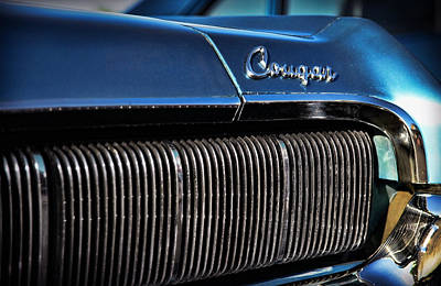 Photograph - 1970 Mercury Cougar Xr7 by Gordon Dean II