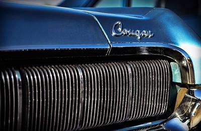 Photograph - 1970 Mercury Cougar Xr7 by Gordon Dean II