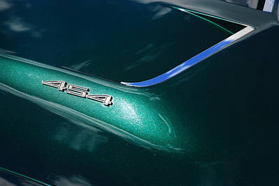 Photograph - 1971 Chevy Corvette 454 by Gordon Dean II