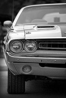 Photograph - 1971 Dodge Challenger R/t Convertible by Gordon Dean II