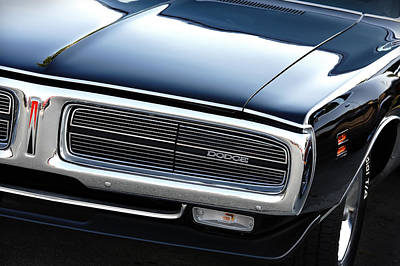 Photograph - 1971 Dodge Charger by Gordon Dean II