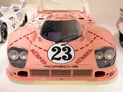 1971 Porsche 917 20 Coupe Art Print
