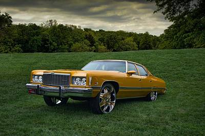 Photograph - 1974 Chevrolet Caprice by Tim McCullough