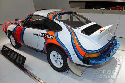 1978 Porsche 911 Sc Art Print