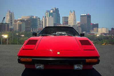 Photograph - 1982 Ferrari 308 Gtsi by Tim McCullough