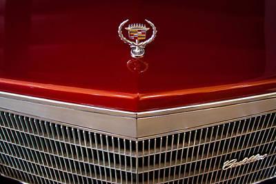 1984 Cadillac Eldorado Biarritz Art Print by David Patterson