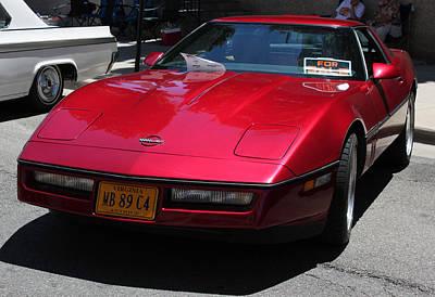 1989 Corvette For Sale Original
