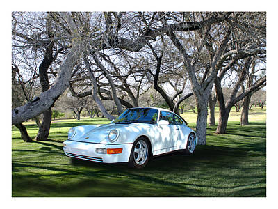 Photograph - 1994 Porsche 964 Targa Wide Body by Jack Pumphrey