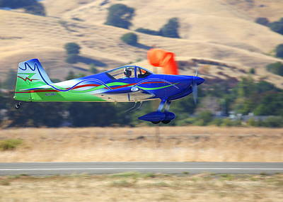 Photograph - 1997 Vans Rv-6a Fly-by N212bj by John King