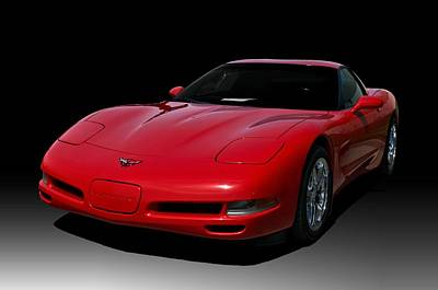 Photograph - 1999 Corvette by Tim McCullough