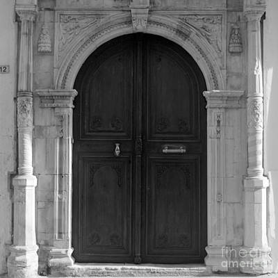 Photograph - 19th Century Doorway by Paul Cowan