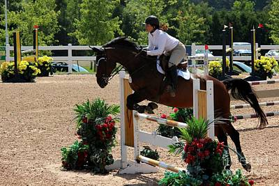 Photograph - 1jumper148 by Janice Byer