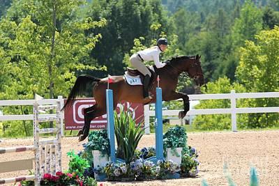 Photograph - 1jumper152 by Janice Byer