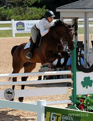 Photograph - 1jumper155 by Janice Byer