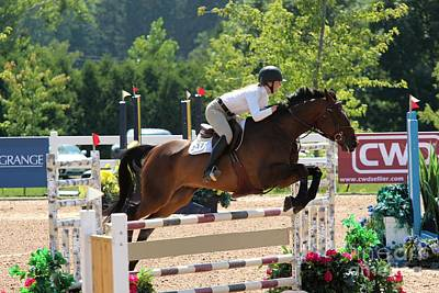 Photograph - 1jumper157 by Janice Byer