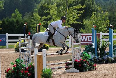 Photograph - 1jumper164 by Janice Byer
