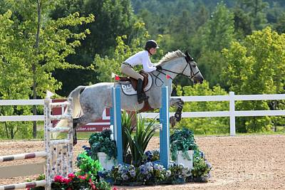 Photograph - 1jumper170 by Janice Byer