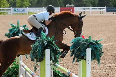 Photograph - 1jumper172 by Janice Byer