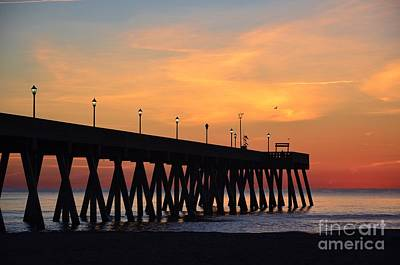 Photograph - 1st Sunrise Of 2015 - 2 by Bob Sample