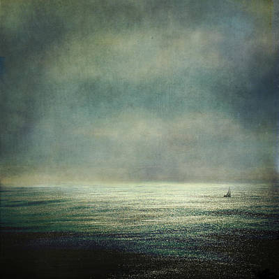 Sea Digital Art - ... by Beata Bieniak