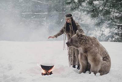 Fireplaces Photograph - * by Olga Barantseva
