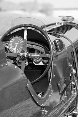 Photograph - 1929 Birkin Blower Bentley by Jill Reger
