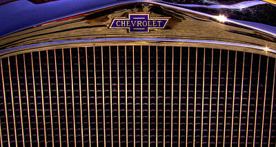 Chevy Coupe Photograph - 1932 Chevy Coupe by David Patterson