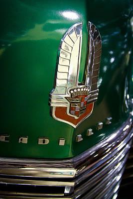 1941 Cadillac Series 62 Convertible Sedan Art Print by David Patterson