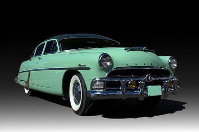 Photograph - 1954 Hudson Hornet by Tim McCullough