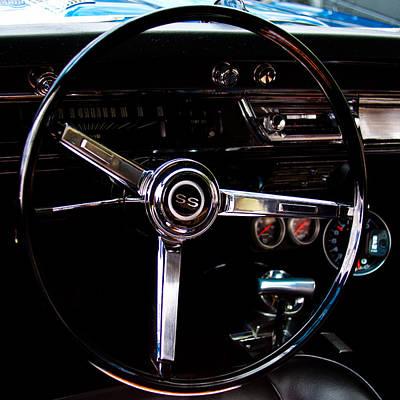 1967 Chevy Chevelle Ss Art Print