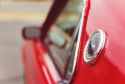 Mach I Photograph - 1969 Ford Mach I by Lisa Cann