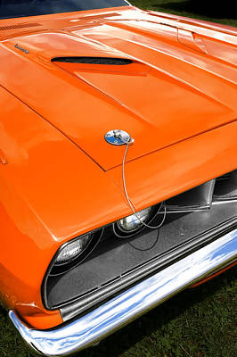Photograph - 1971 Plymouth 'cuda 340 by Gordon Dean II