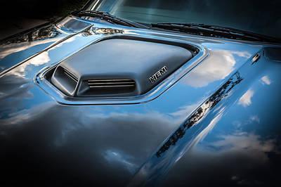 2010 Dodge Challenger Rt Hemi    Art Print by Rich Franco