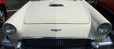 Photograph - 57 Ford Thunderbird  by Mark Dodd