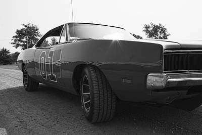 69 Dodge Charger Photograph - 69 Dodge Charger by Mark Maloney