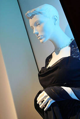 Modern Man Surf Royalty Free Images - A Mannequins Blues Royalty-Free Image by Cora Wandel