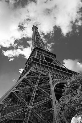 Photograph - Eiffel Tower by Pro Shutterblade