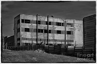 Abandoned Factory At Vadu Print by Gabriela Insuratelu