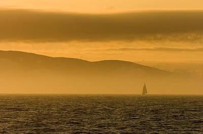 Sunset Photograph - Acadia National Park Sunset by Sebastian Musial