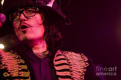 Adam Ant Photograph - Adam Ant by Jenny Potter