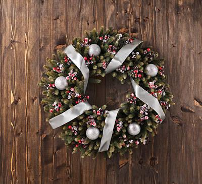 Creative Charisma - Advent Christmas wreath decoration by U Schade