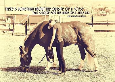 After The Competition Quote Art Print by JAMART Photography
