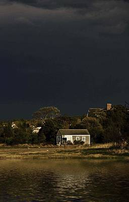 After The Storm Art Print by Keith Woodbury
