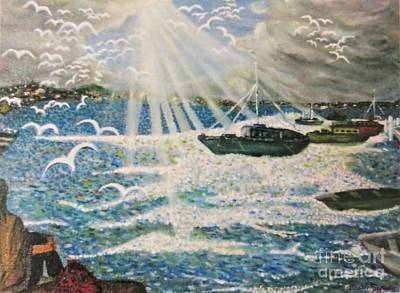 Painting - After The Storm by Leanne Seymour