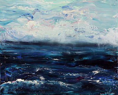 Painting - Ahead Of The Storm by Regina Valluzzi