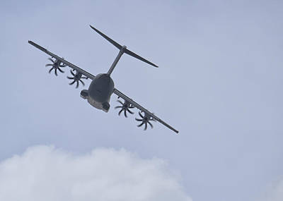 Photograph - Airbus A400 M by Shirley Mitchell