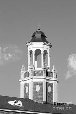 Photograph - Alabama State University Bibb Graves Hall by University Icons