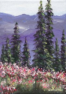 Painting - Alaska by Jamie Frier