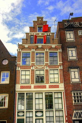 Photograph - Amsterdam by Sophie Vigneault
